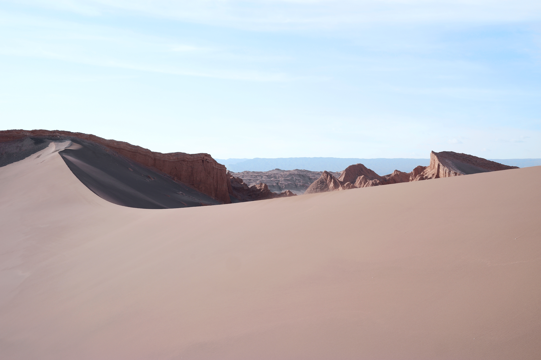 Valle de la Luna, Atacama - Chile