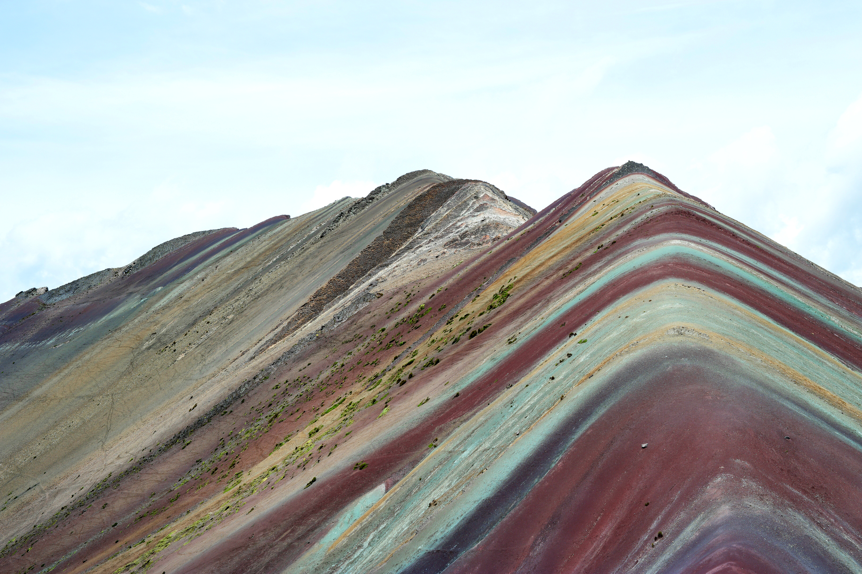 Rainbow Mountain - Perù