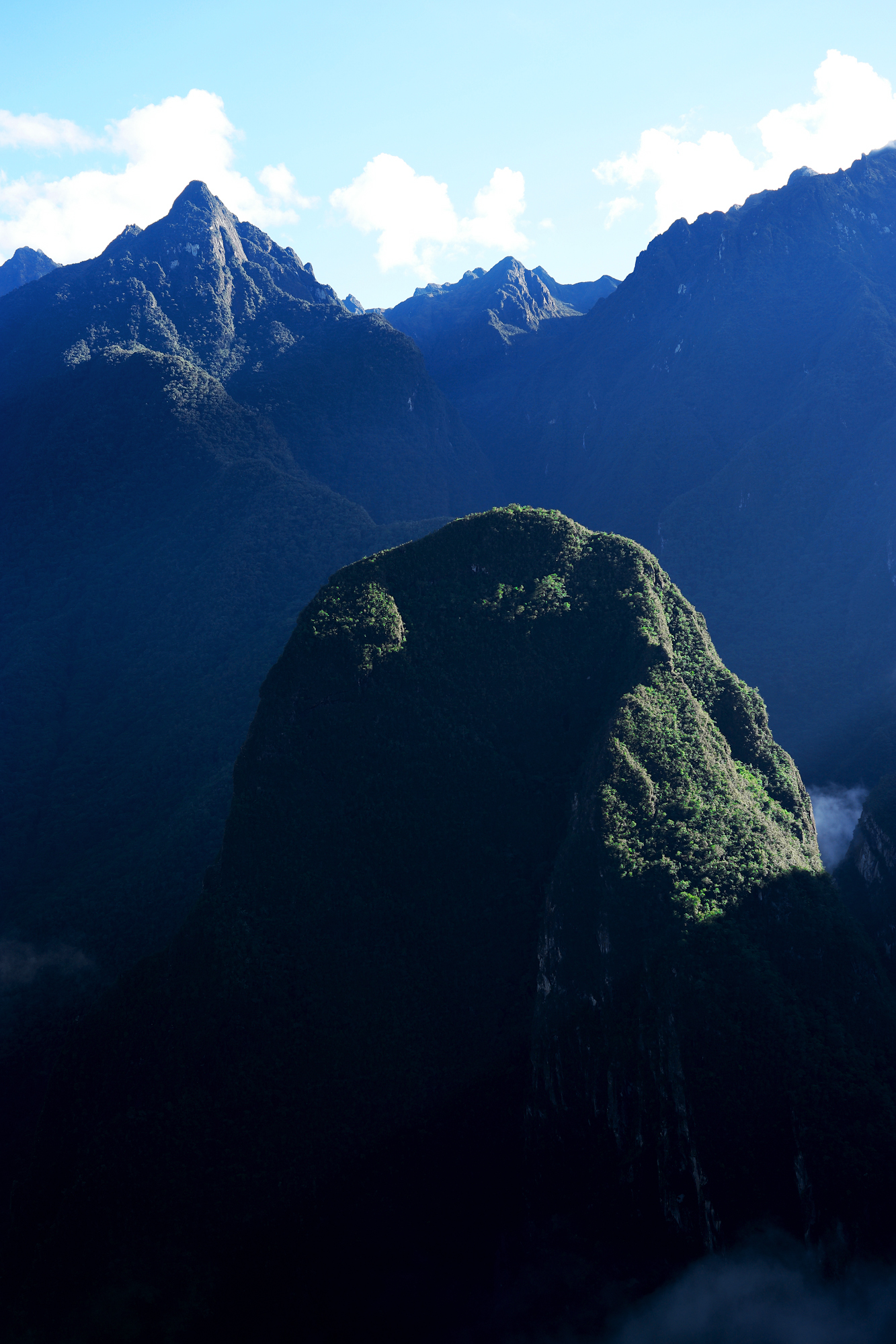 Machu-Picchu - Perù