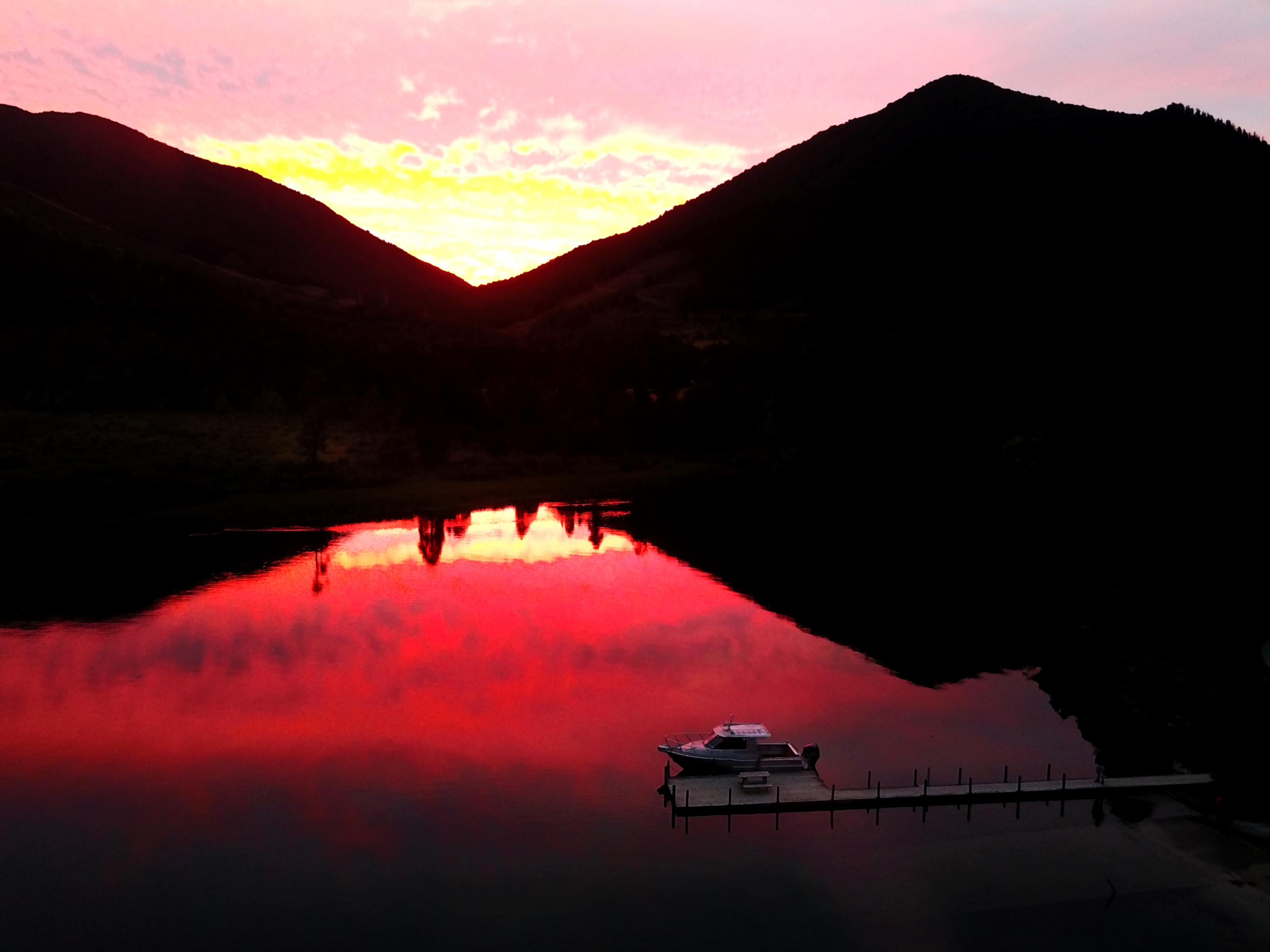Nelson Lake - New Zealand