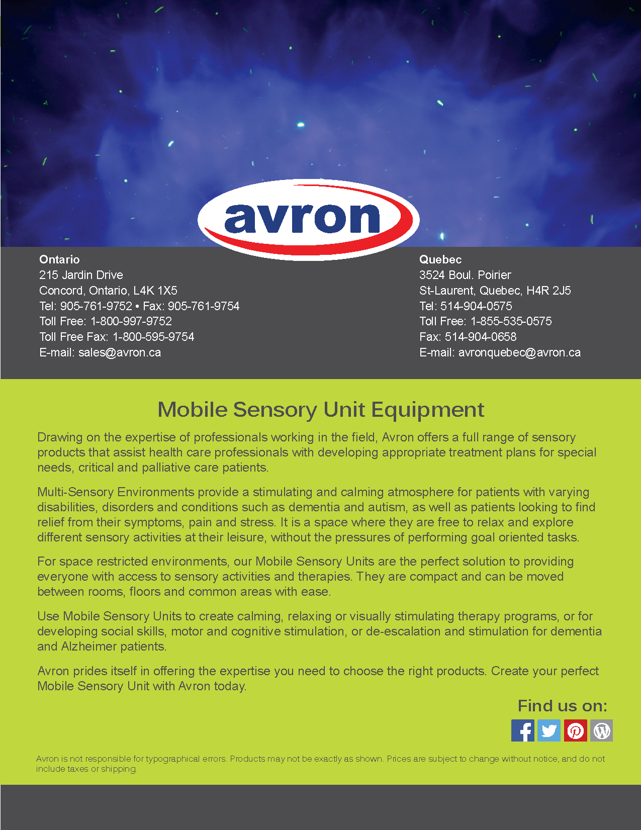 Mobile Sensory Unit Brochure_2015052140