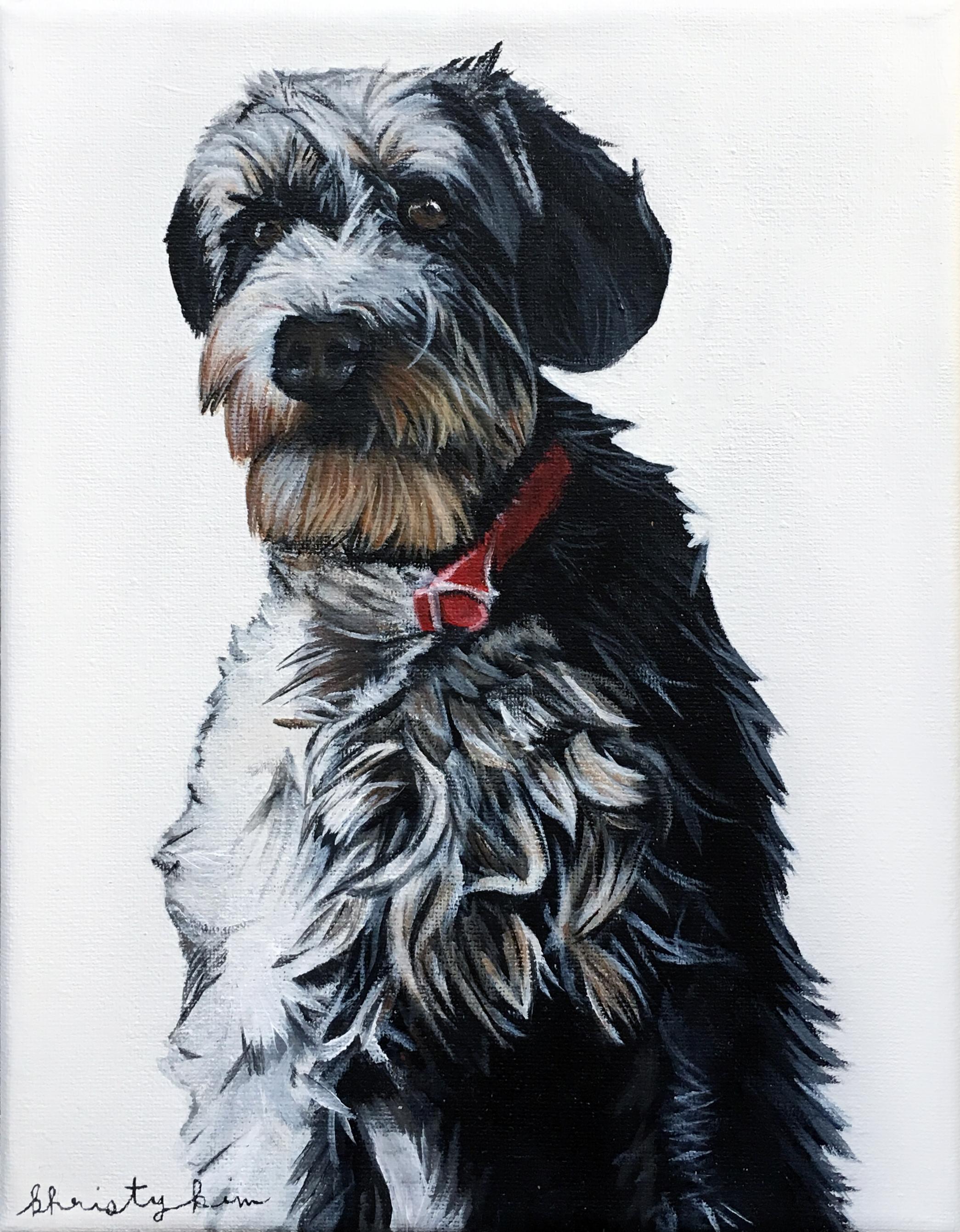 Em's Pup 2017