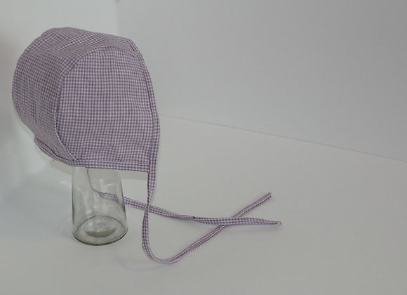 Classic in Lavender Gingham
