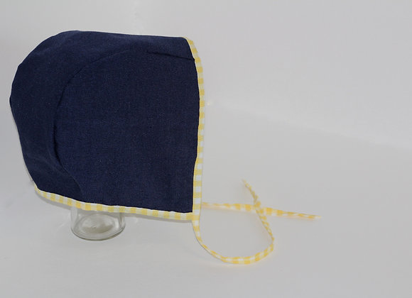 Classic in Navy and Yellow