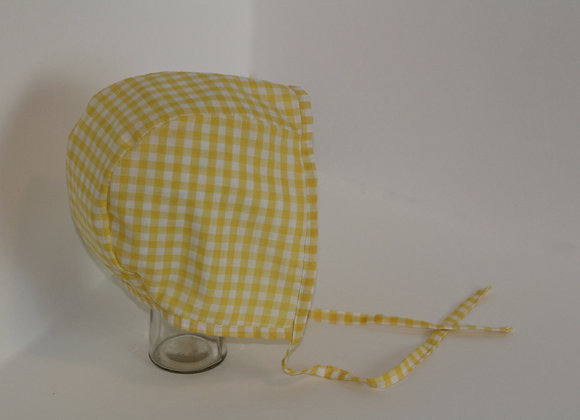Classic in Yellow Gingham