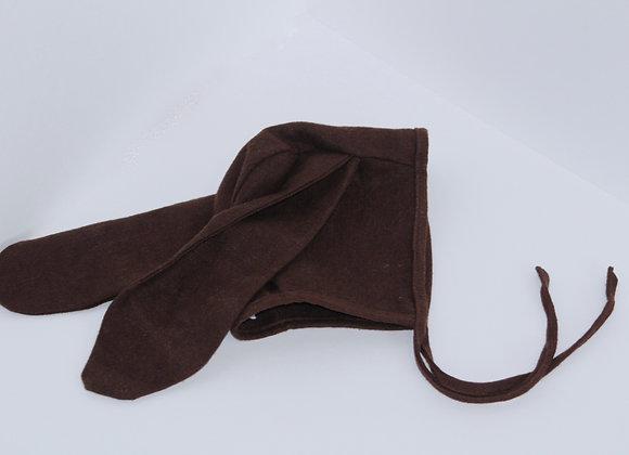 Cottontail in Dark Brown