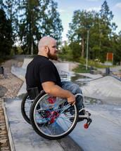 ROVOP pyörätuoliskeittaus Sastamala
