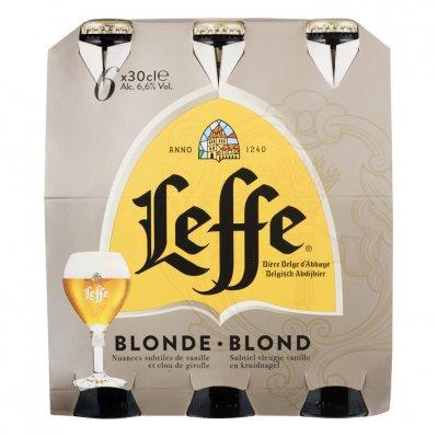 Sixpack Leffe Blond