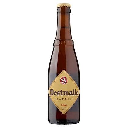 Flesje Westmalle Tripel
