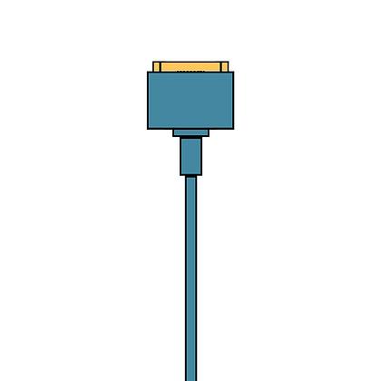 30-pins > USB