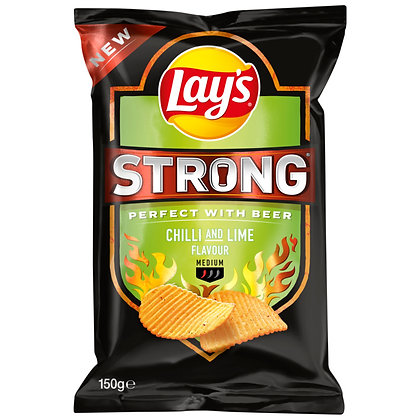 Lay's Chilli & Lime