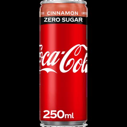 Coca Cola Cinnamon Zero