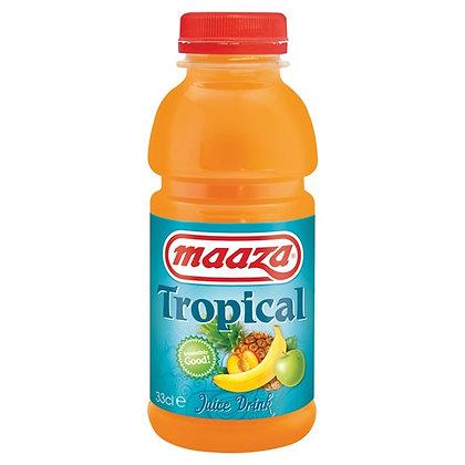 Flesje Maaza Tropical