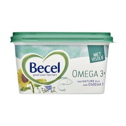 Becel Omega 3+