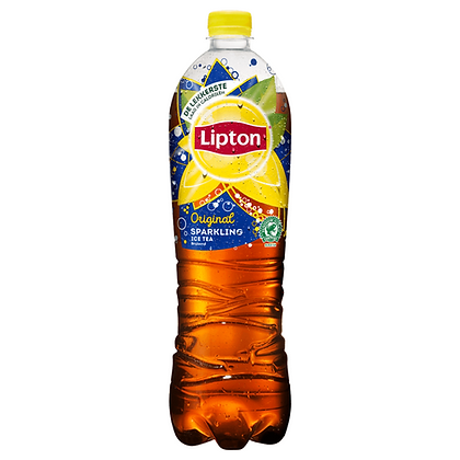 Fles Lipton Lemon