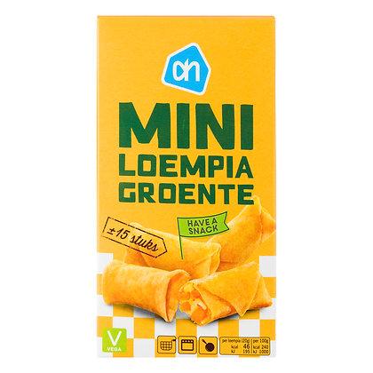 Mini Loempia's Groente