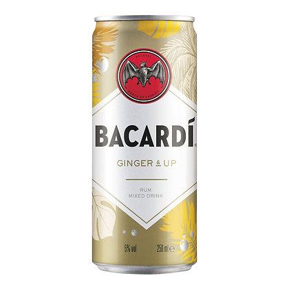 Bacardi Ginger & Up
