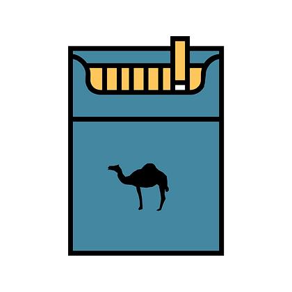 Camel Blue incl. €2,50 kosten