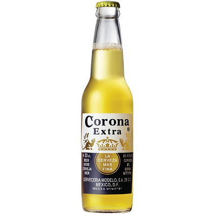 Flesje Corona Extra