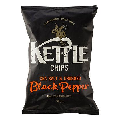 Kettle Crushed Black Pepper