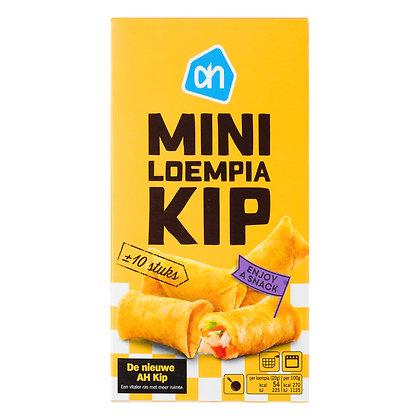 Mini Loempia's Kip