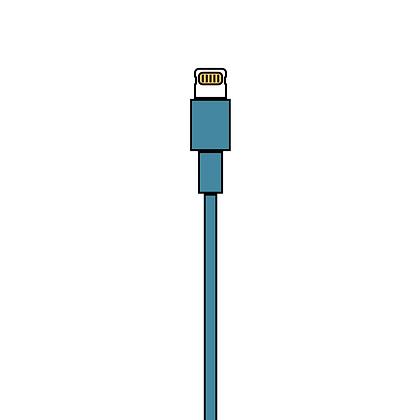 Lightning > USB