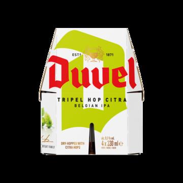 4-Pack Duvel Tripel Hop Citra