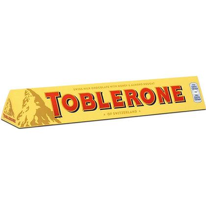 Toblerone Melk Honing Amandel