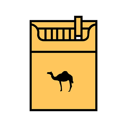 Camel Yellow incl. €2,50 kosten