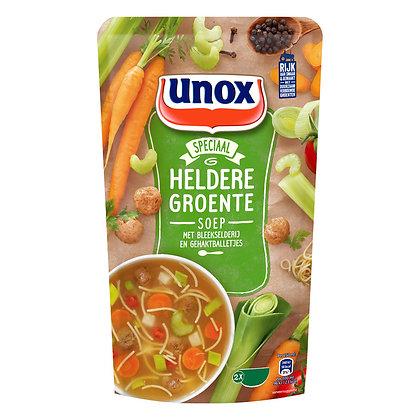 Unox Heldere Groentesoep