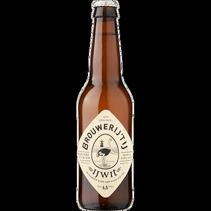 Flesje Brouwerij 't IJ IJwit