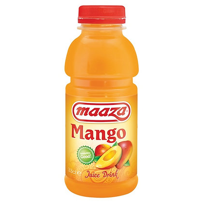 Flesje Maaza Mango