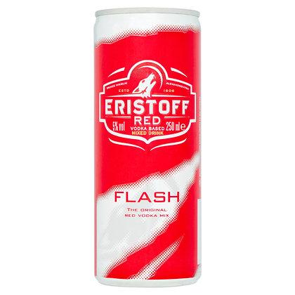 Eristoff Red Flash