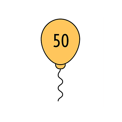 50 Patronen