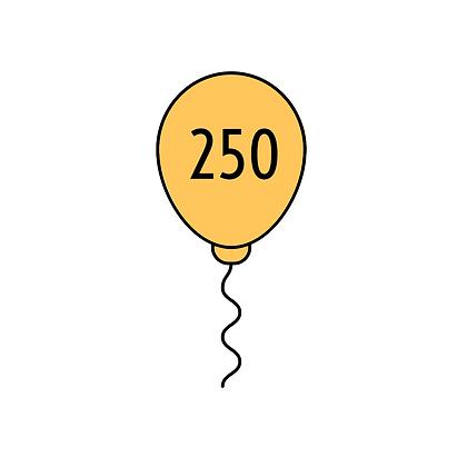 250 Patronen