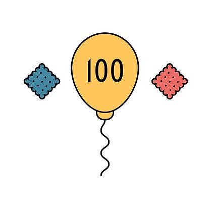 100 Patronen + Cracker