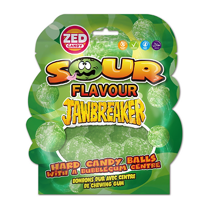 Zed Candy Sour
