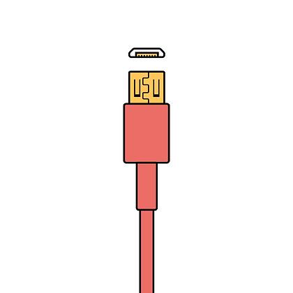 Micro USB > USB