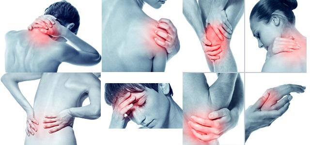 Zăpadă și sare din dureri articulare, Articulațiile Rigide Și Mușchii