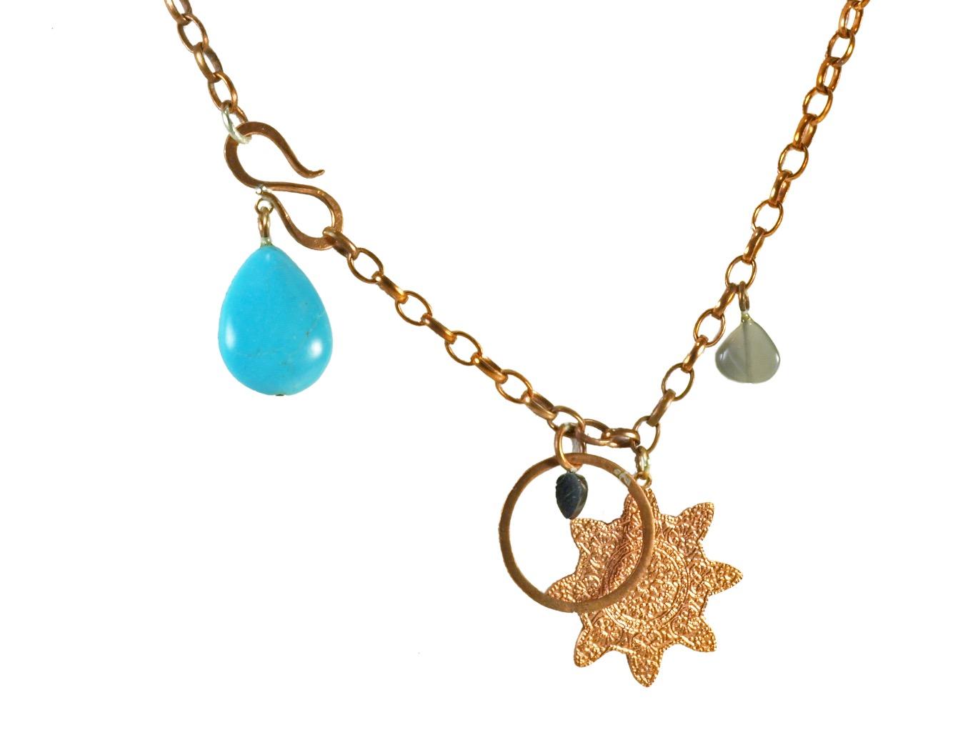 Satellite Necklace (Shape 5)