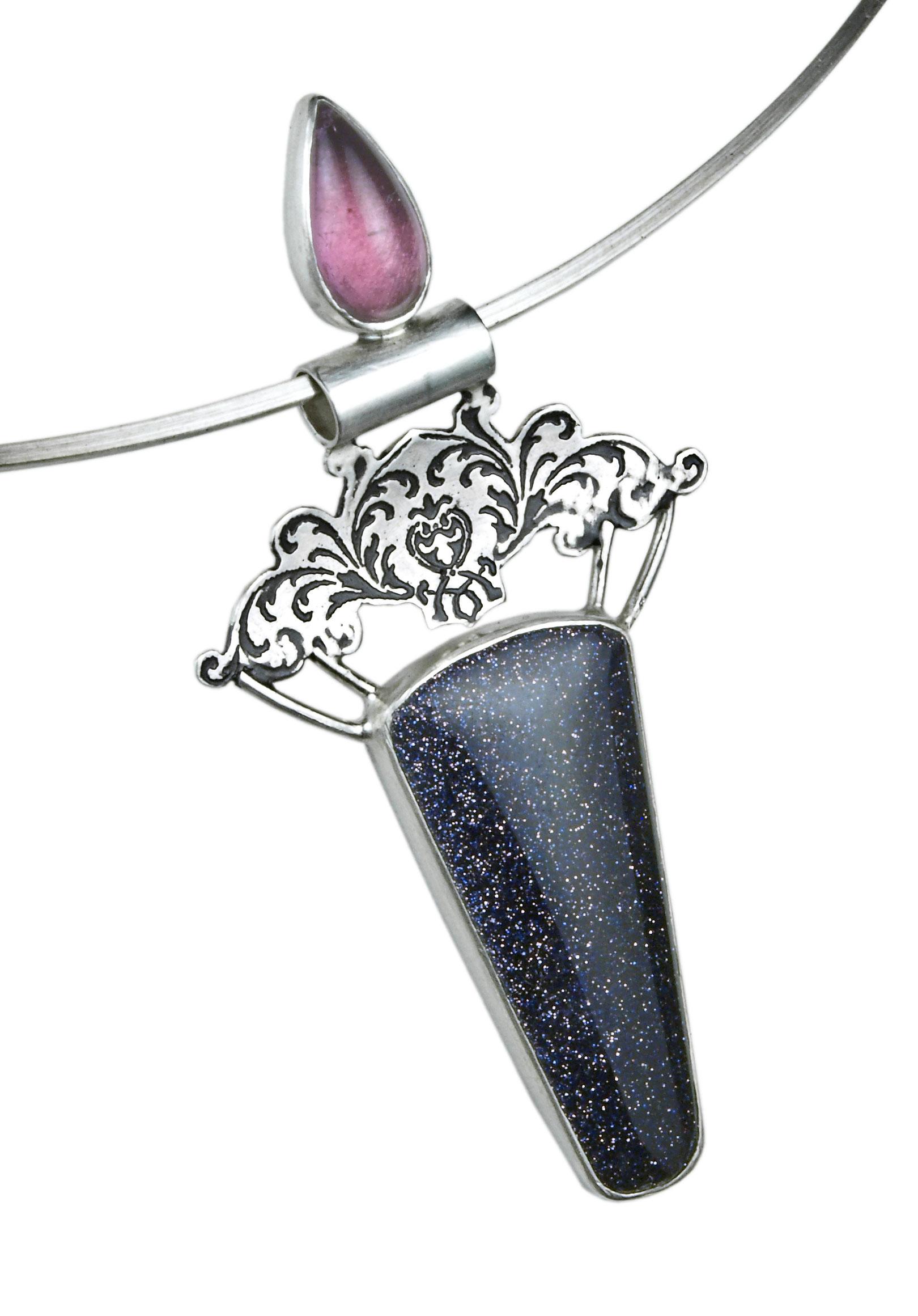 Raven's Princess Pendant