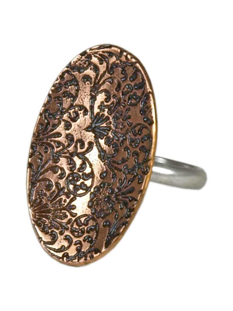 Oval Grandeur Ring