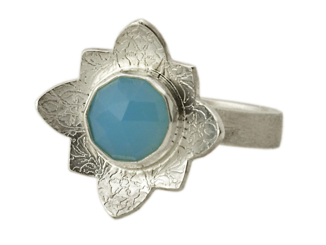 Crystalline Ring