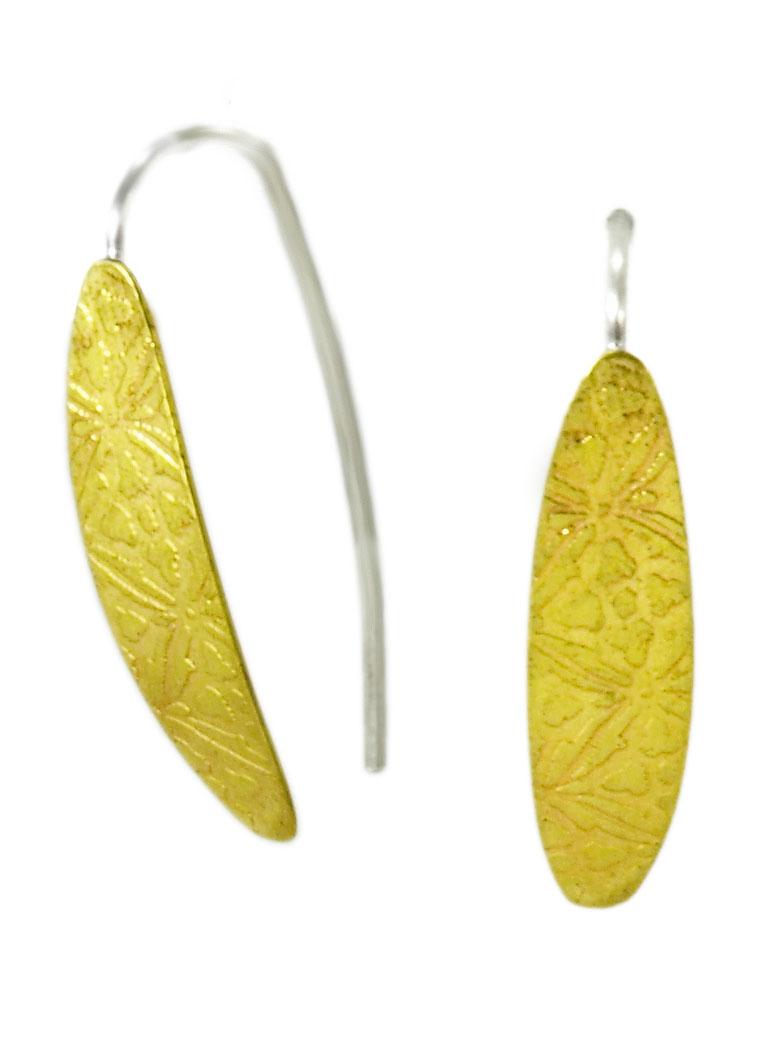 Small Spire Earrings