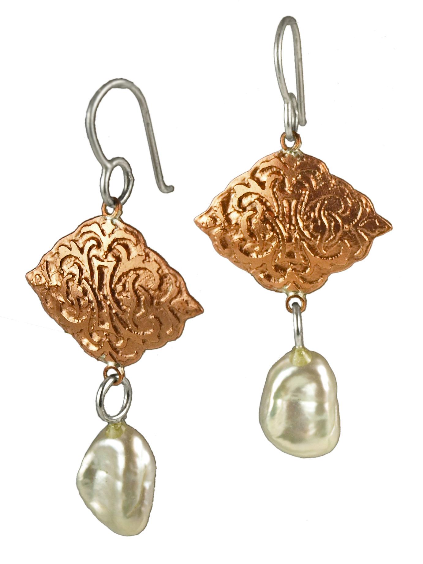 Pearl Sweetie Earrings