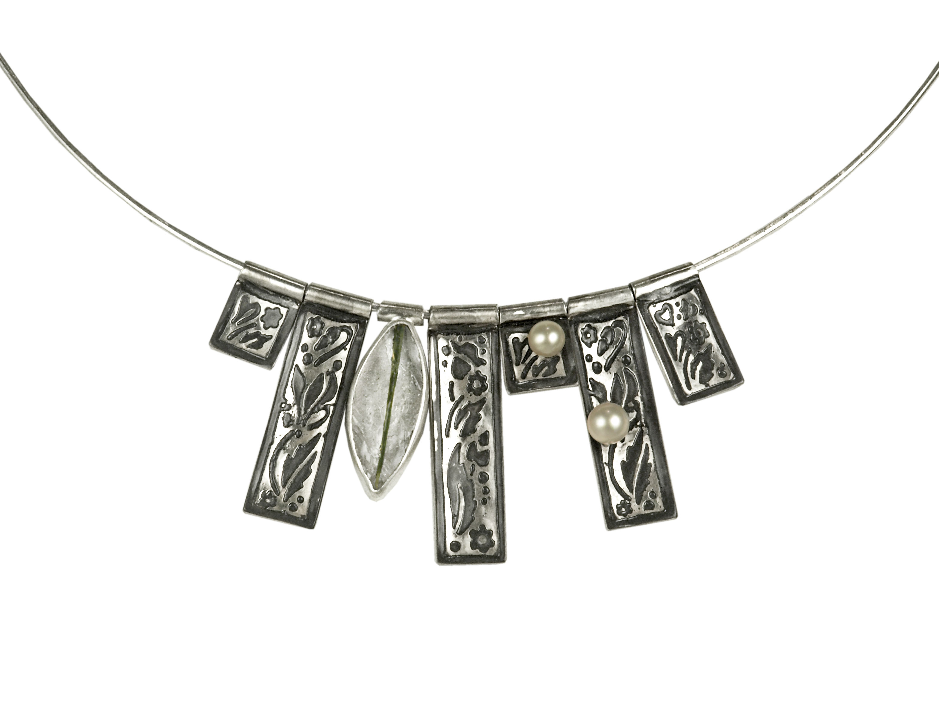 Garden Gate Necklace