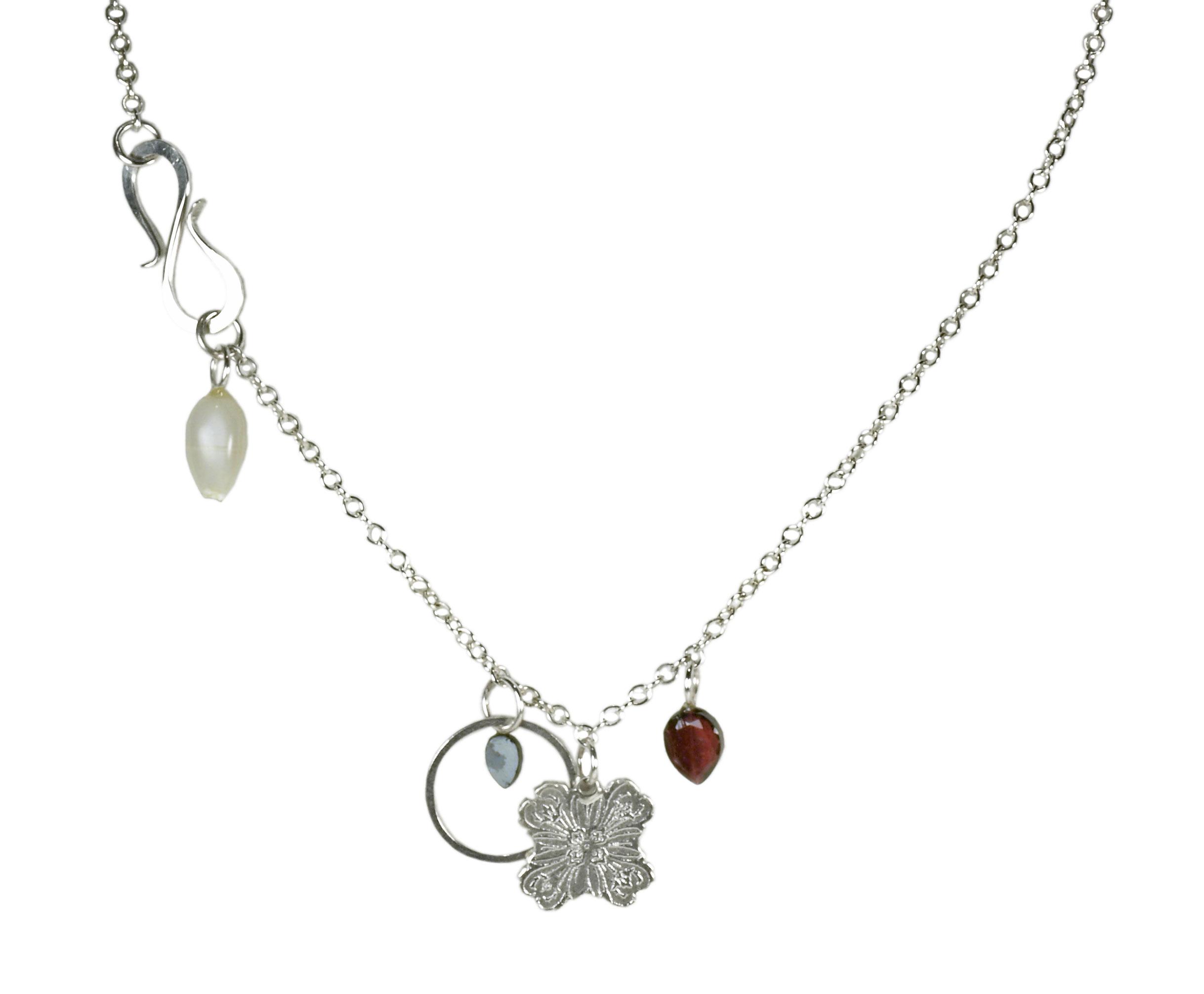 Satellite Necklace (Shape 4)