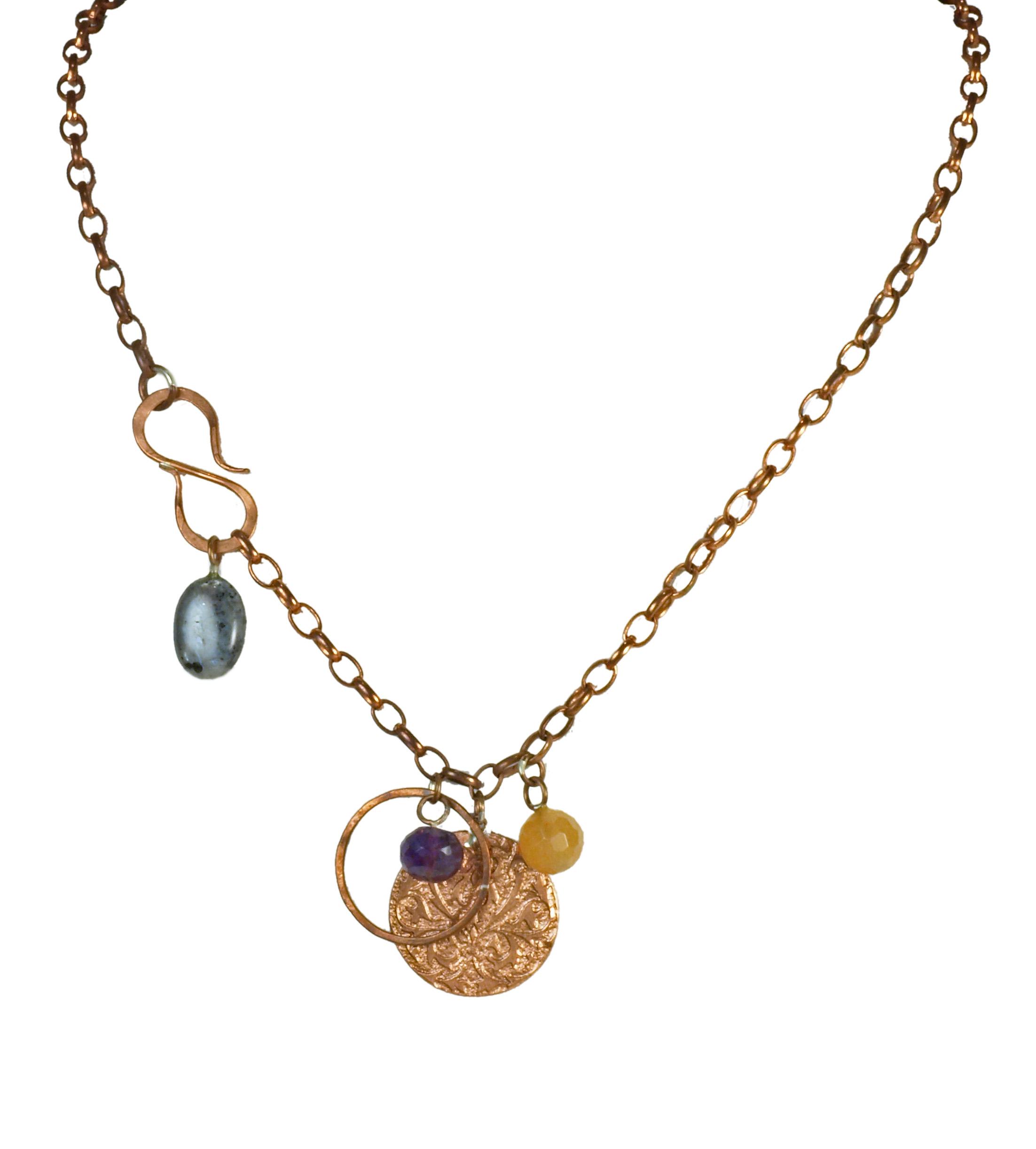 Satellite Necklace (Shape 2)