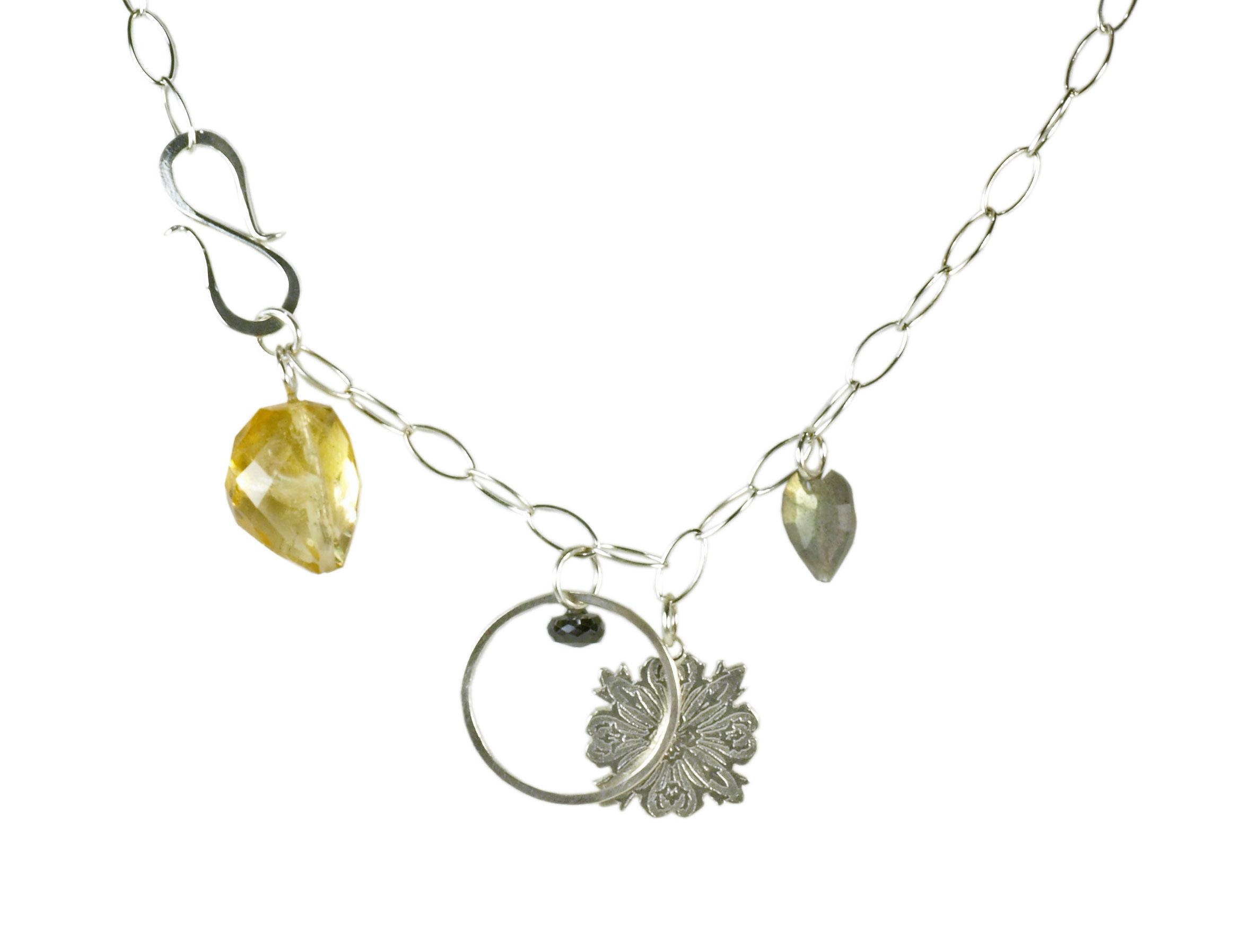 Satellite Necklace (Shape 1)