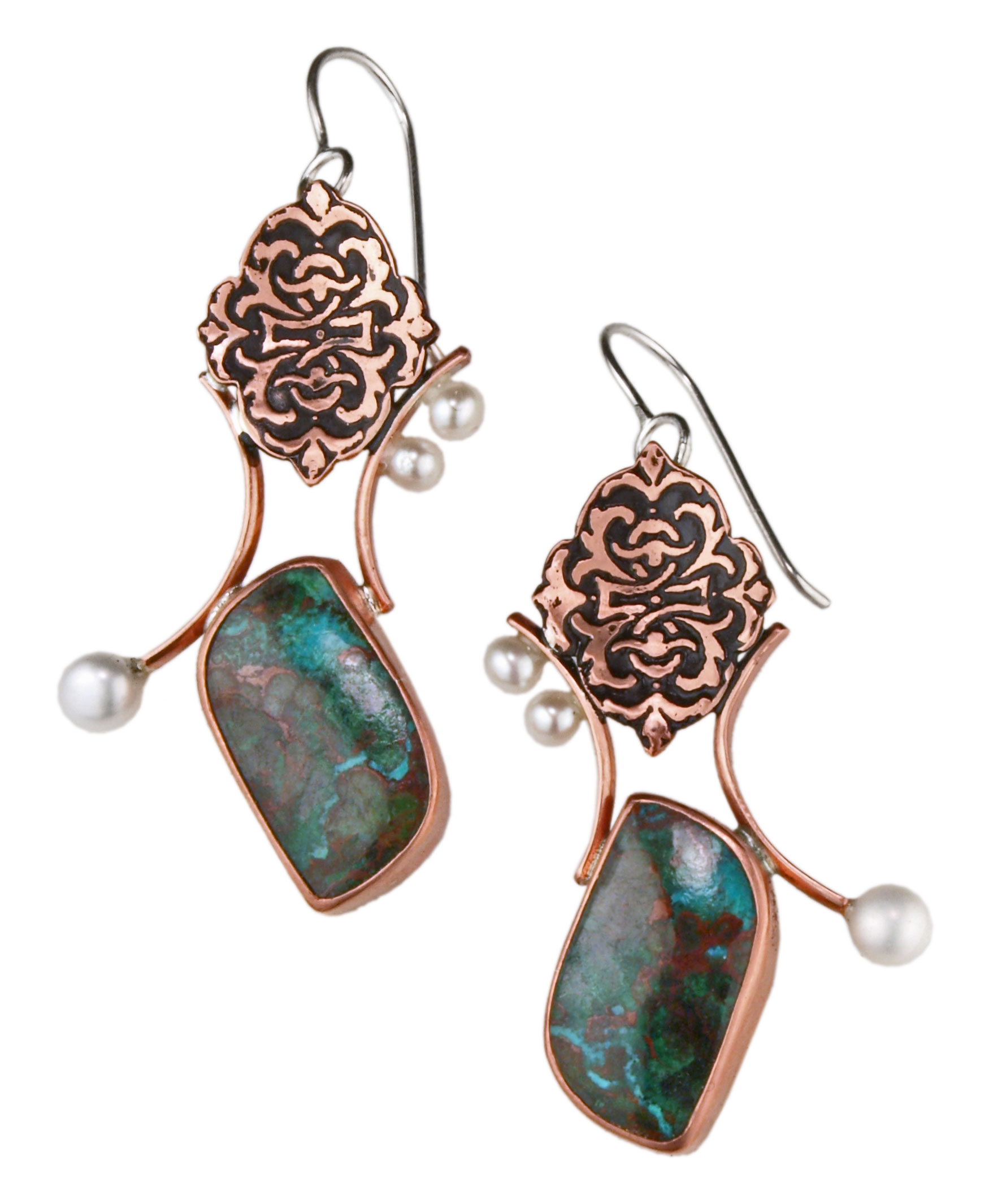 Wyvern Earrings